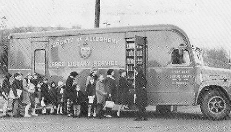 Old Bookmobile