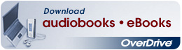 Check out Downloadable E-Books available through Overdrive!